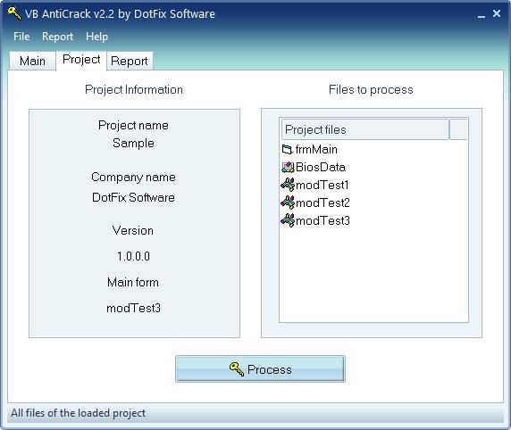 DotFix Software - Vb anticrack